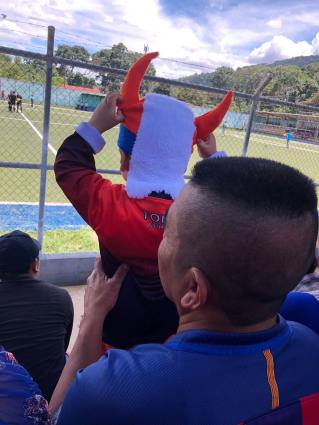 Futbol game